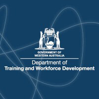 Dept of Training & Workforce Development logo