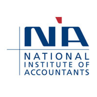 National Institute of Accountants logo